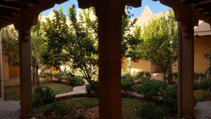 Kasbat Aferdou :Jardin Patio Chambres