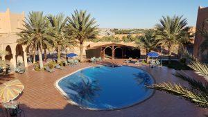 Kasbat Aferdou :la piscine